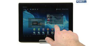 Sony Xperia Tablet S im Test-Video