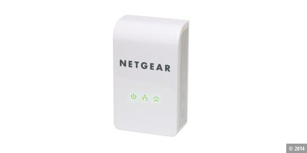Netgear Powerline-Adapter im Mini-Format