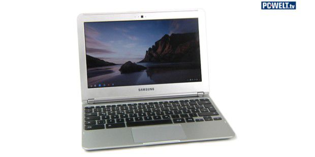 Chromebook: Samsung XE303C12 im Test-Video