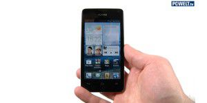 Günstig: Huawei Ascend Y300 im Test-Video