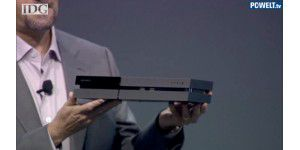 Video: Sony zeigt Playstation 4