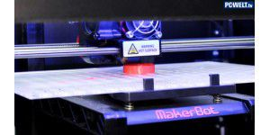 3D-Drucker: Makerbot Replicator 2 im Video