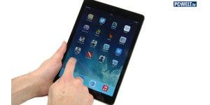 Leichtgewicht: Apple iPad Air im Test-Video