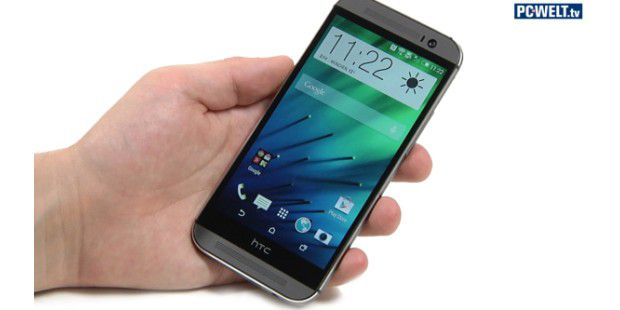 HTC One (M8) im Test-Video
