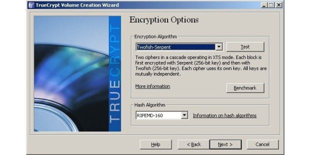 Download des Tages: Truecrypt