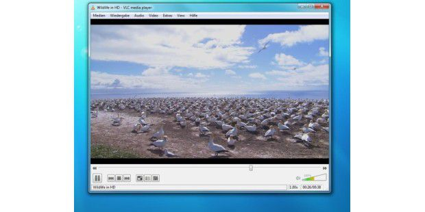 VLC Media Player 1.0.3 ist erschienen