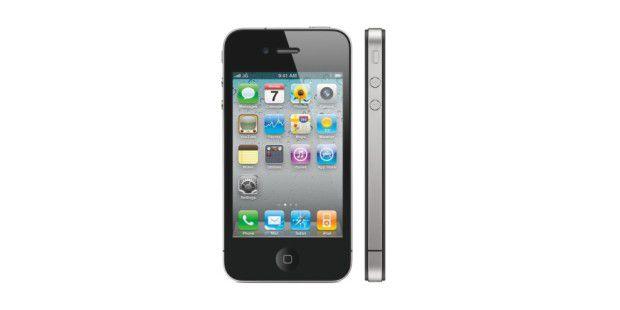 Empfangsproblem beim iPhone 4 kein Garantie-Grund