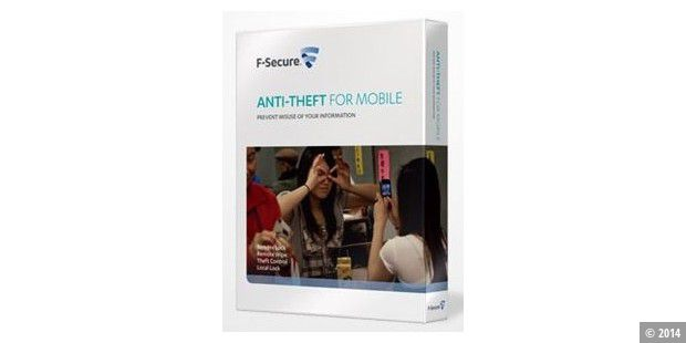 F-Secure Anti-Theft for Mobile