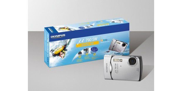 Olympus mju 790 SW Winter Kit
