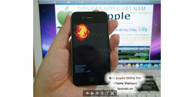 iPhone 4G Prototyp