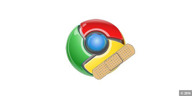 Lücken in Chrome gestopft