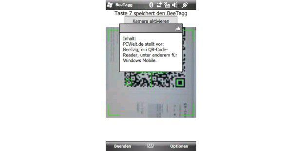 BeeTagg übersetzt Ihnen Informationen in QR-Codes.