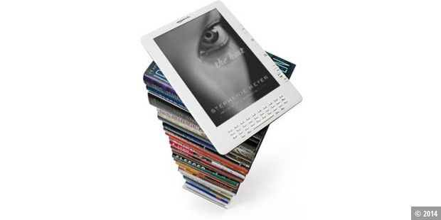 Amazon bringt Kindle DX nach Deutschland
