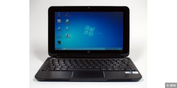 Günstiges Netbook mit Windows 7: HP Mini 210 im Test