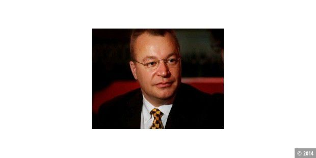 Microsoft Business Division Chief Stephen Elop