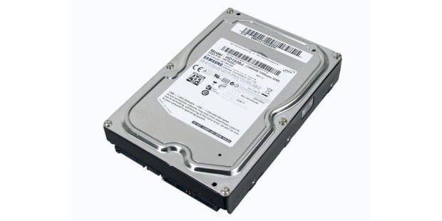 3,5-Zoll-Festplatte im Test: Samsung Spinpoint F3 1TB HD103SJ