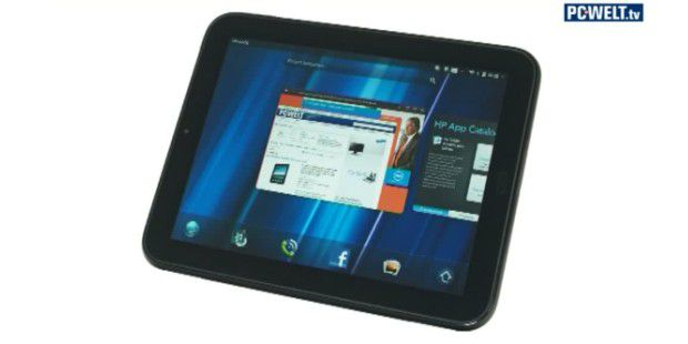 HP TouchPad im Video