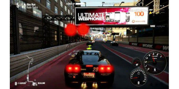 "Rennspiel ""Need for Speed: Shift 2 Unleashed"" im Test"