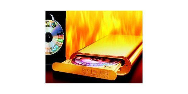 Alles gratis brennen mit CDBurnerXP