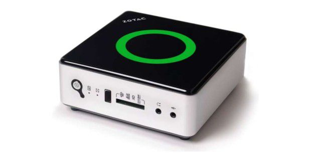 Mini-PC im Test: Zotac Zbox Nano AD10 Plus