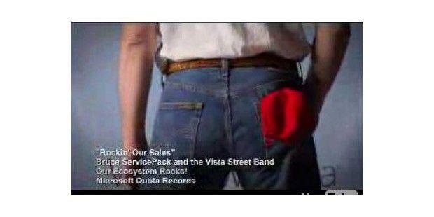 Vista-SP1-Video wurde nur zum Spaß erstellt