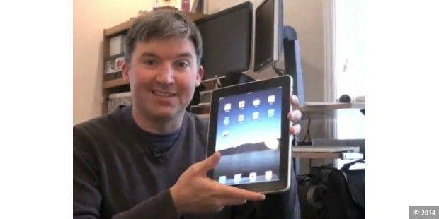 Apple iPad im Video