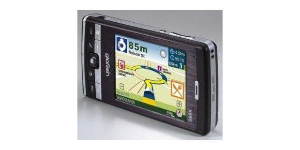 Glofiish X650: E-TEN präsentiert neues WM-Smartphone