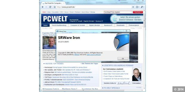 Download des Tages: Iron