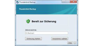 Thunderbird Backup