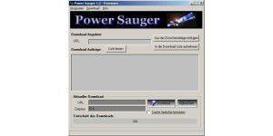 Power Sauger