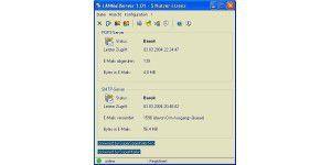 LAN Mail Server 1.05