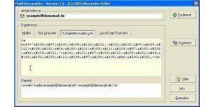 Mailto Scrambler 1.0