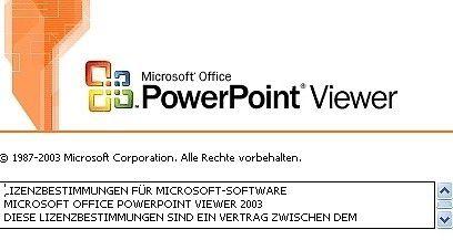 microsoft office powerpoint viewer 2007