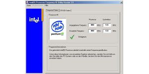 Intel Processor Frequency Utility 7.2