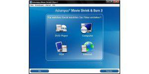 Ashampoo Movie Shrink & Burn 3.03
