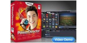 Cyberlink Power Director Pro 8