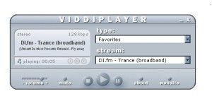 Viddi Player 1.6