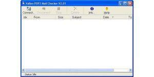 Vallen POP3 Mail Checker 2.01