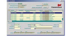 dataxes Kassenbuch