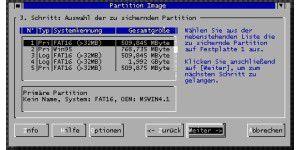 Partition Image 2.2 E