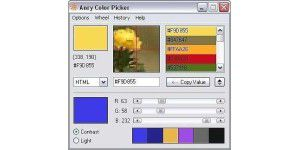 Grafik-Tool: Just Color Picker