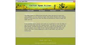 Cactus Spam Filter