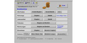 Haushaltskasse für Excel