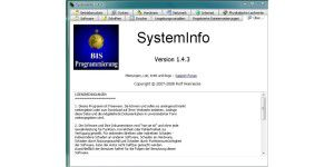 SystemInfo