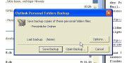 Outlook 2003 Add-In: Personal Folders Backup