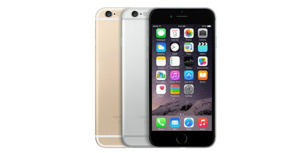 iPhone 6 kostet 3200 US-Dollar in China