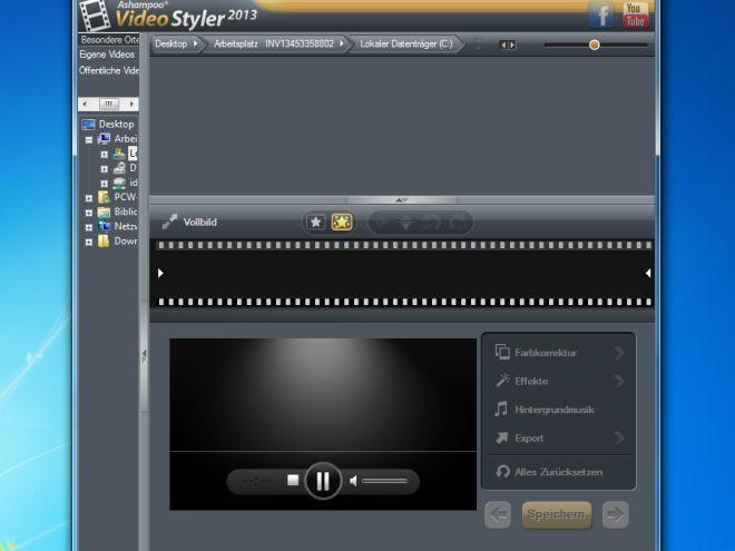 Ashampoo Video Styler 2013 Mac