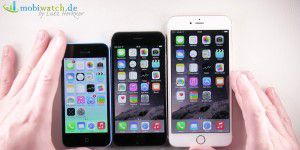 Video: iPhone 6 & 6 Plus im Hands-on