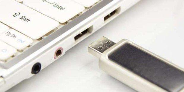 Typische USB-Stick-Probleme lösen