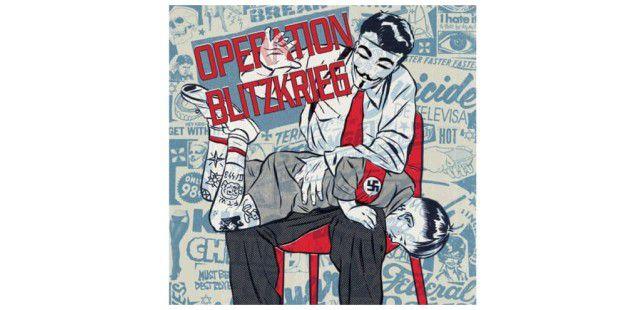 "Anonymous präsentiert Ergebnisse der ""Operation Blitzkrieg"""